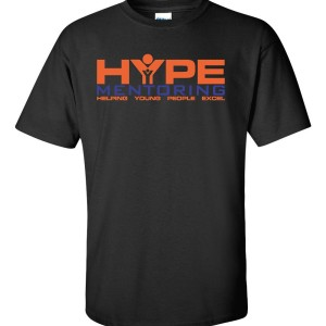 Hype Black T-Shirt